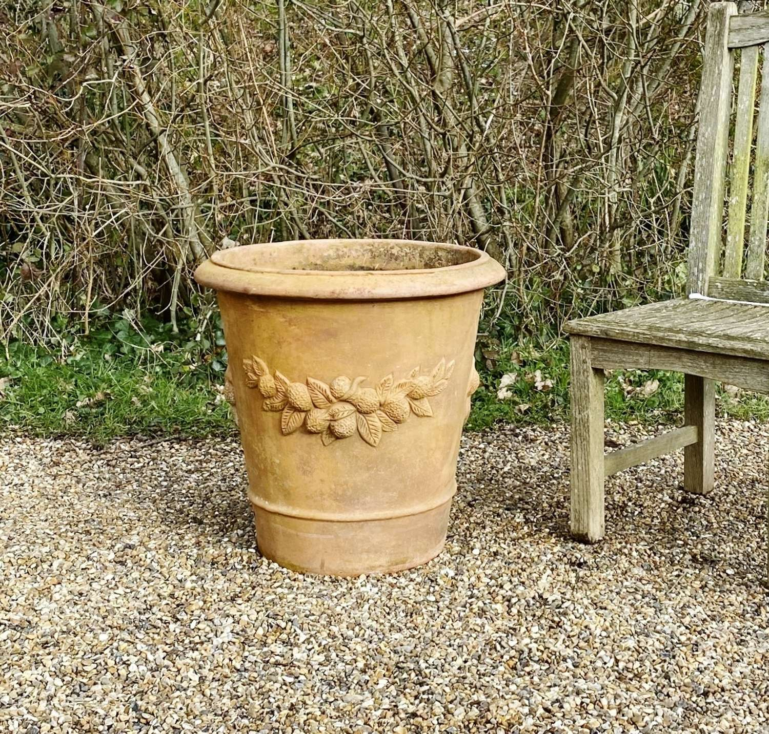 Terracotta Fruit Planter