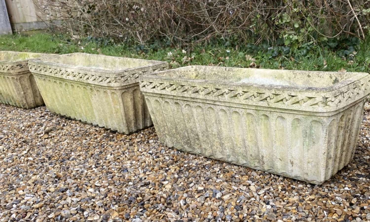 Small Celtic Troughs