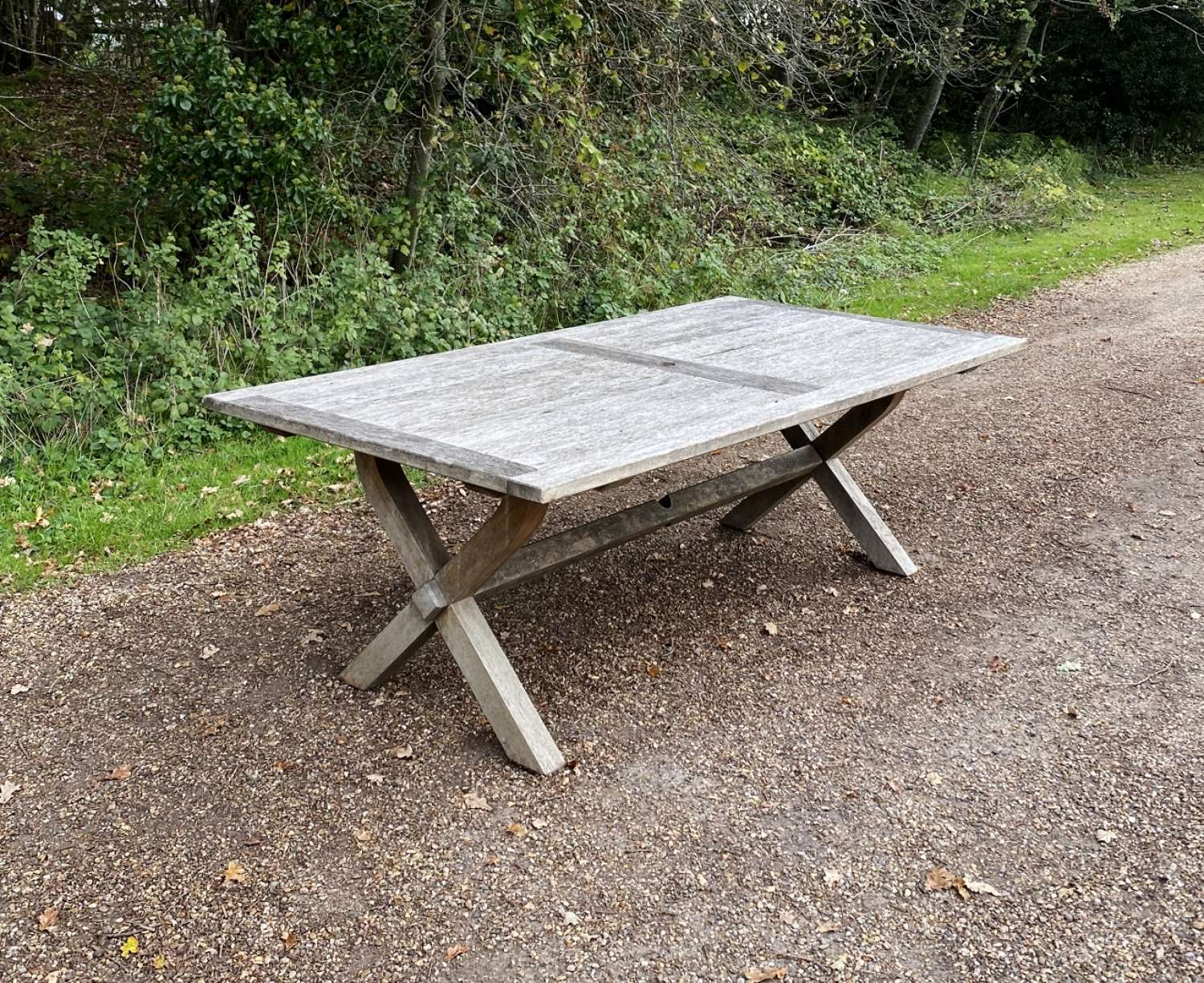 Weathered Table for 8 Chairs