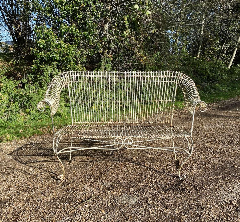 Wirework Bench