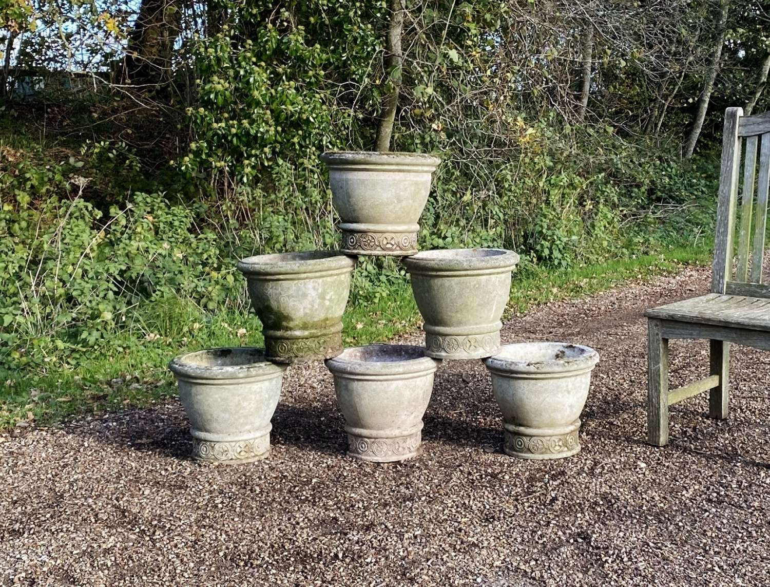 Simple Small Planters