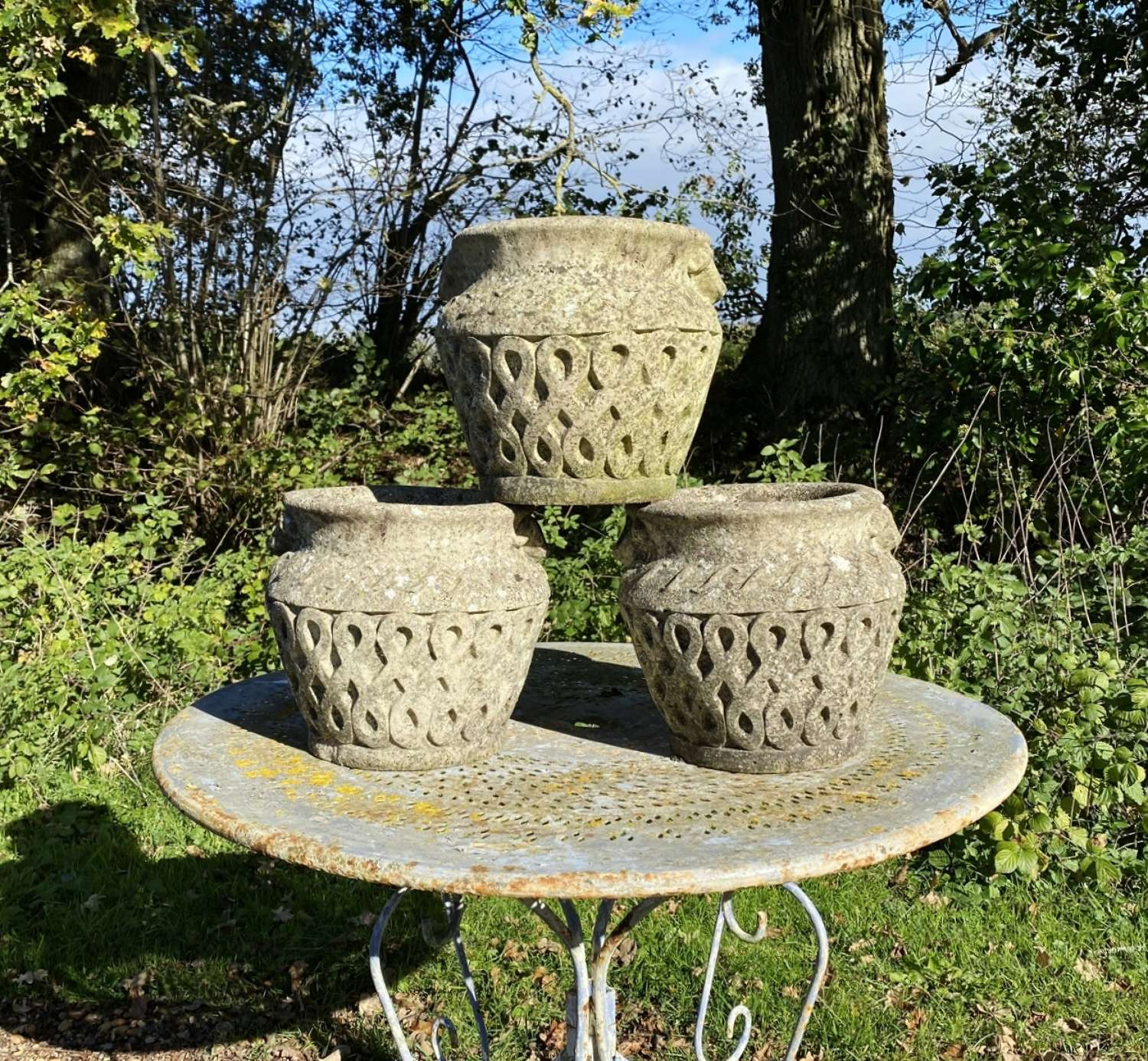 Cotswold Stone Planters