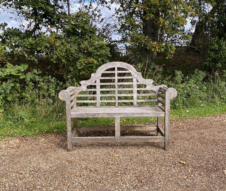 Small Lutyen Bench