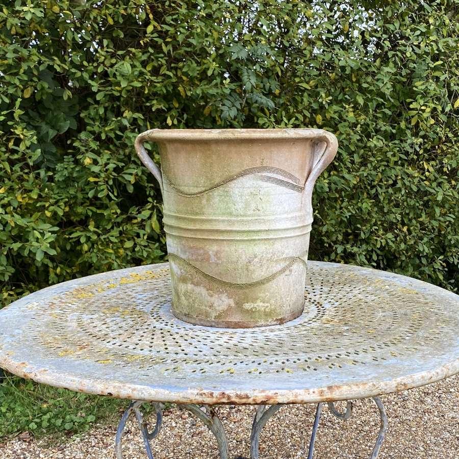 Small Terracotta Handled Planter