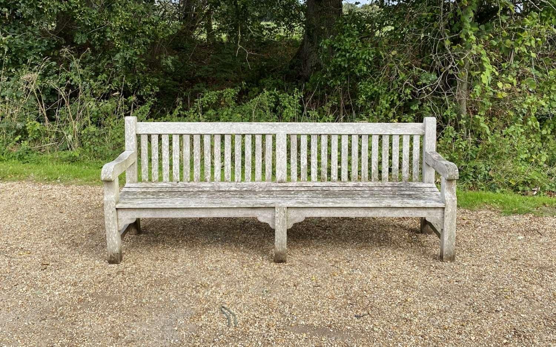 8ft Garden Bench
