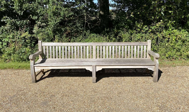 10ft Garden Bench