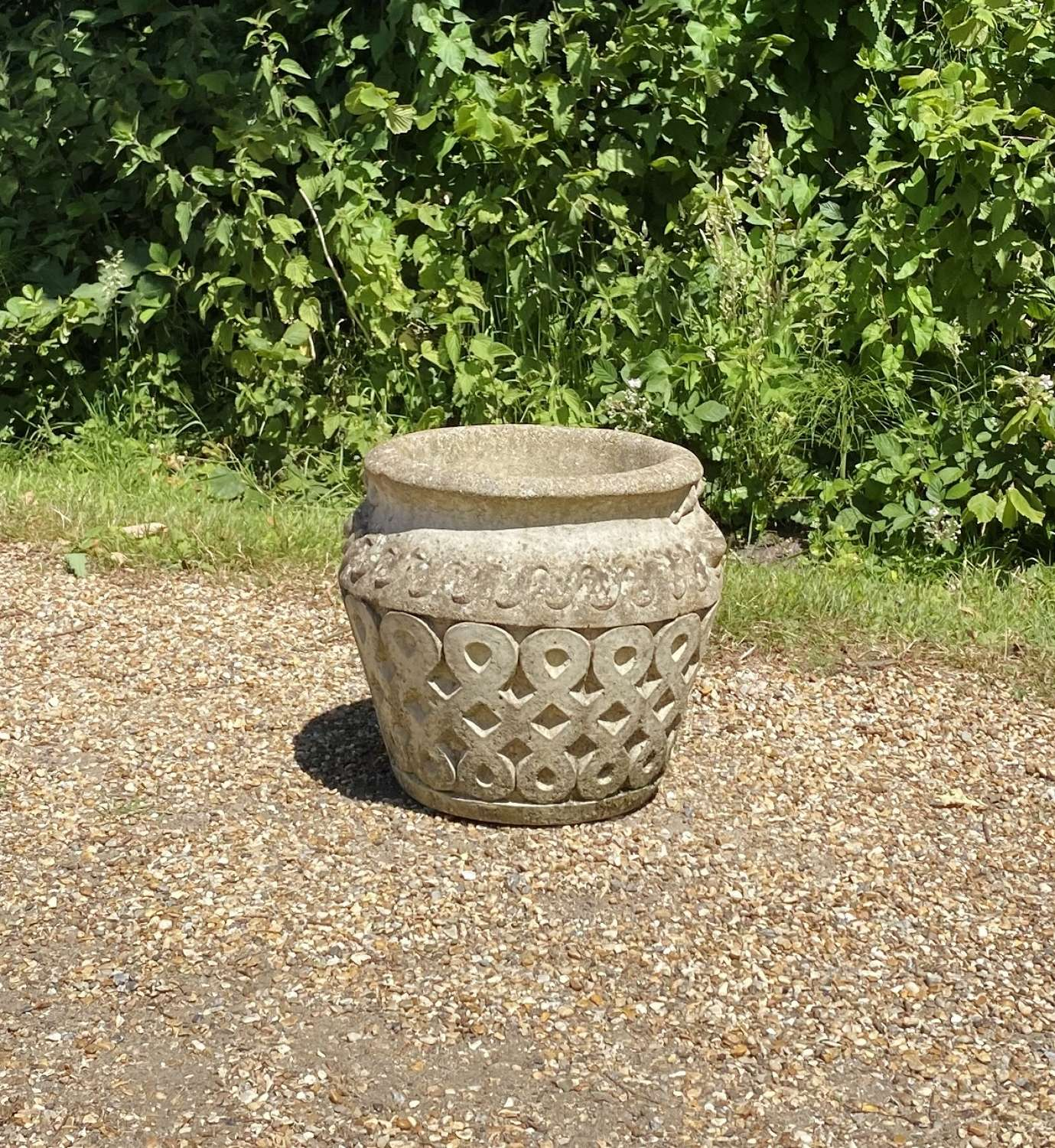Cotswold Stone Planter