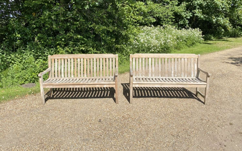 Traditional Garden Benches