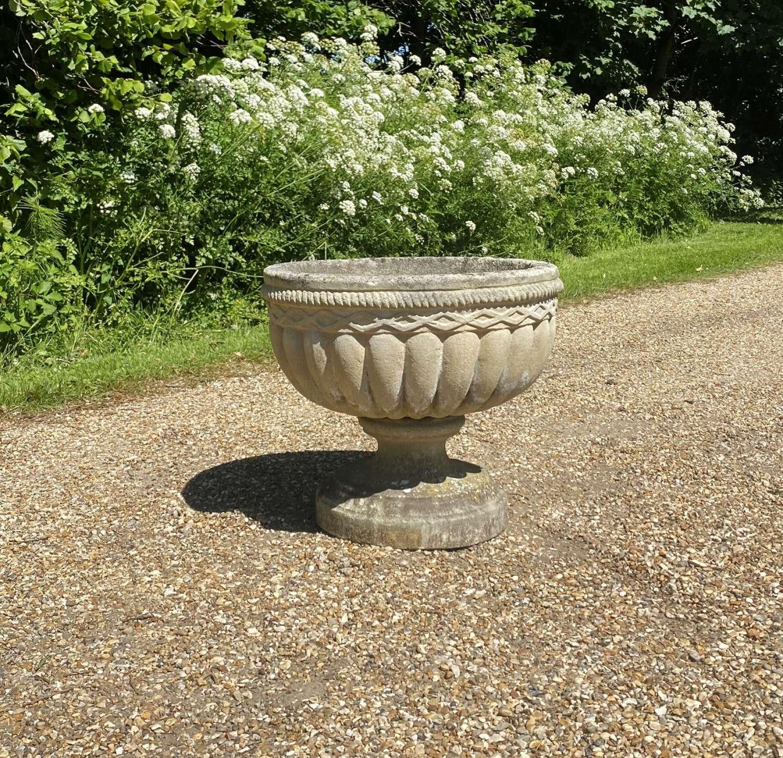 Large Bowl Urn