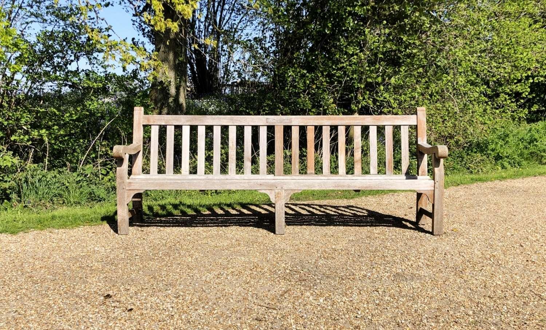 8Ft Lister Bench