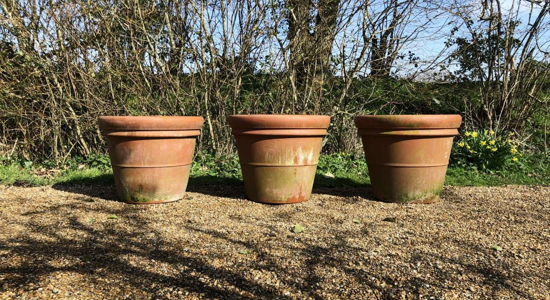 Italian Terracotta Planters
