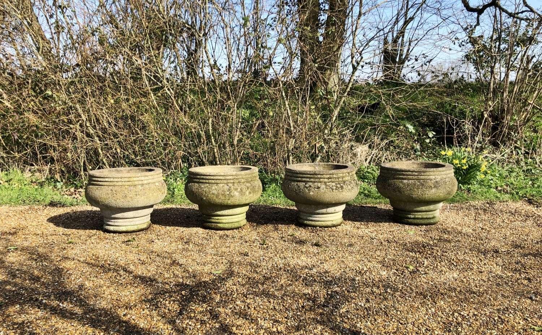 Mid-Century Planters