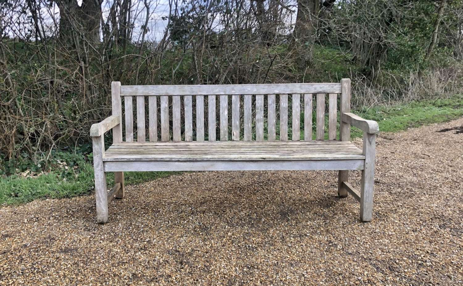 Traditional 6ft Bench