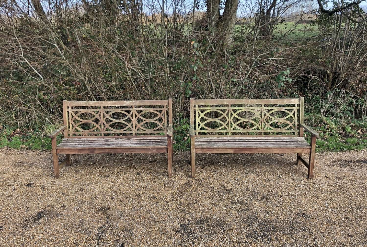 Westminster Benches