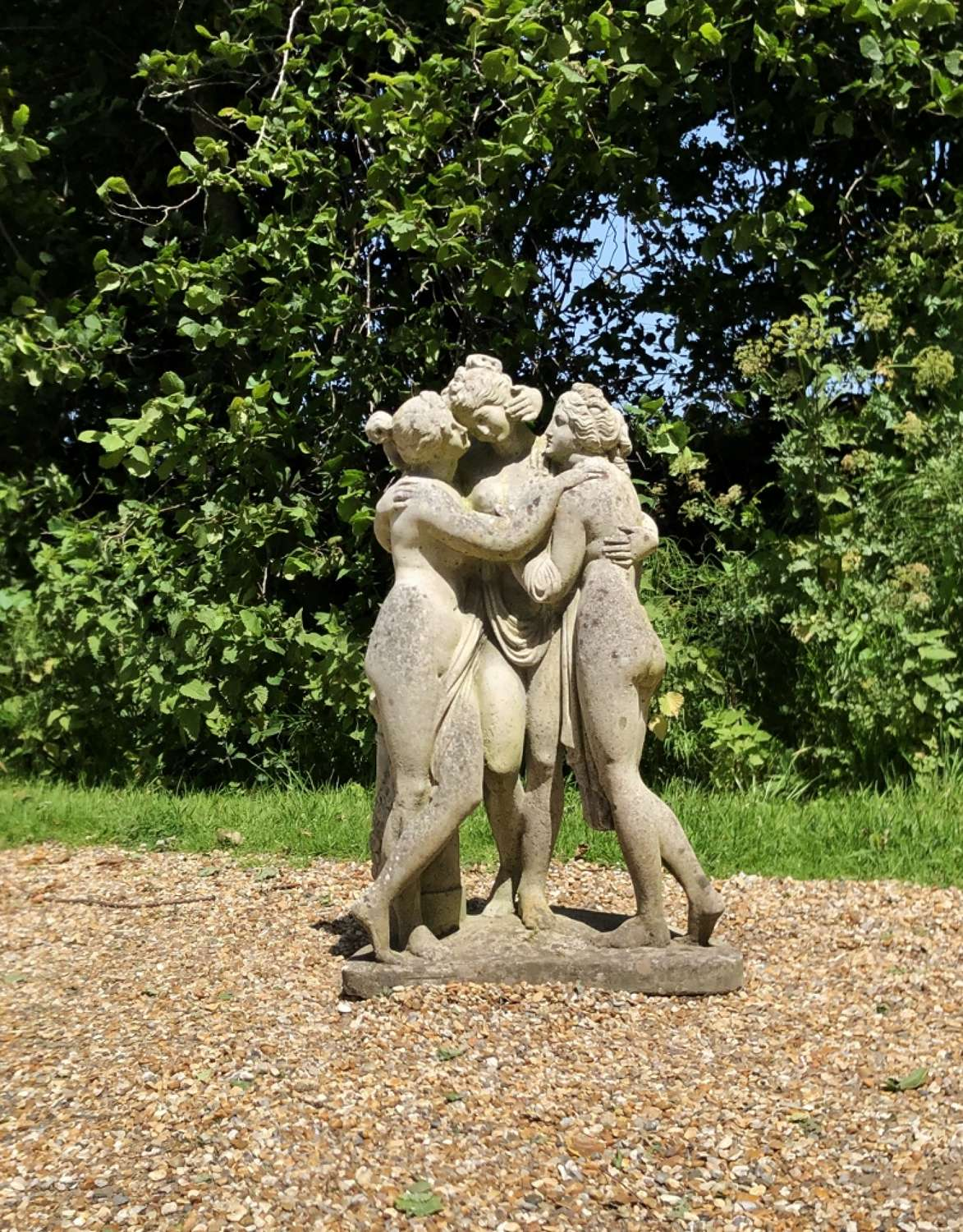 Statue of the Three Graces