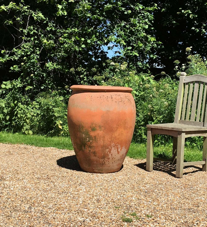 Large Jar Planter
