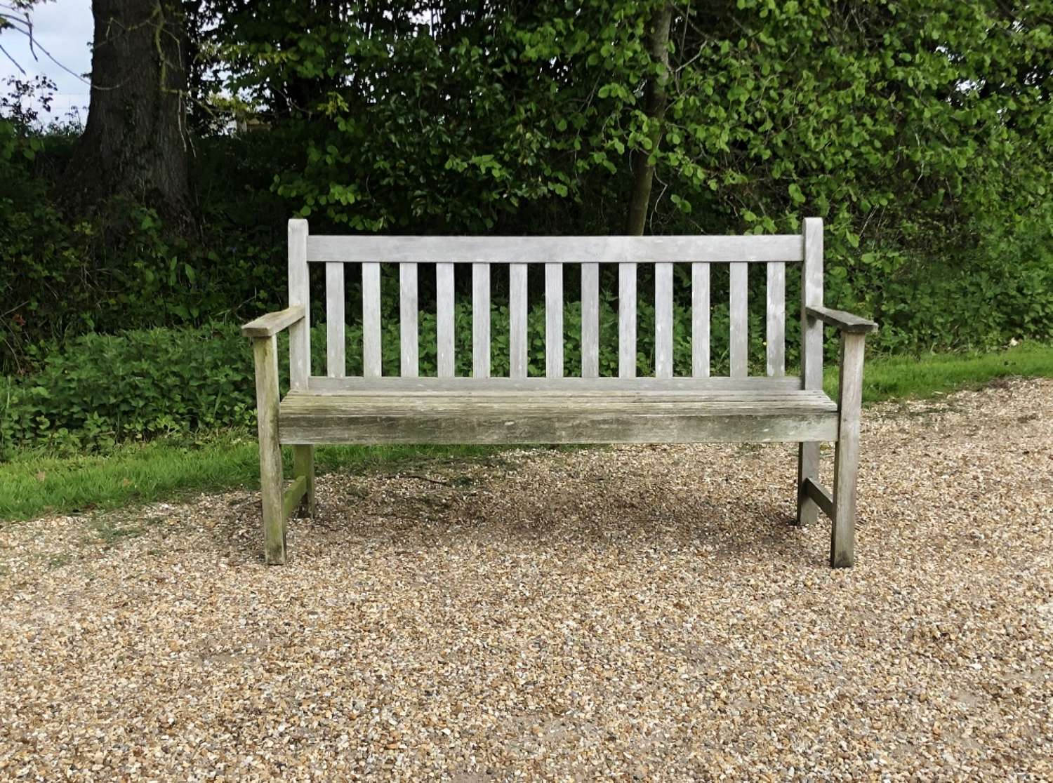 Traditional Garden Bench