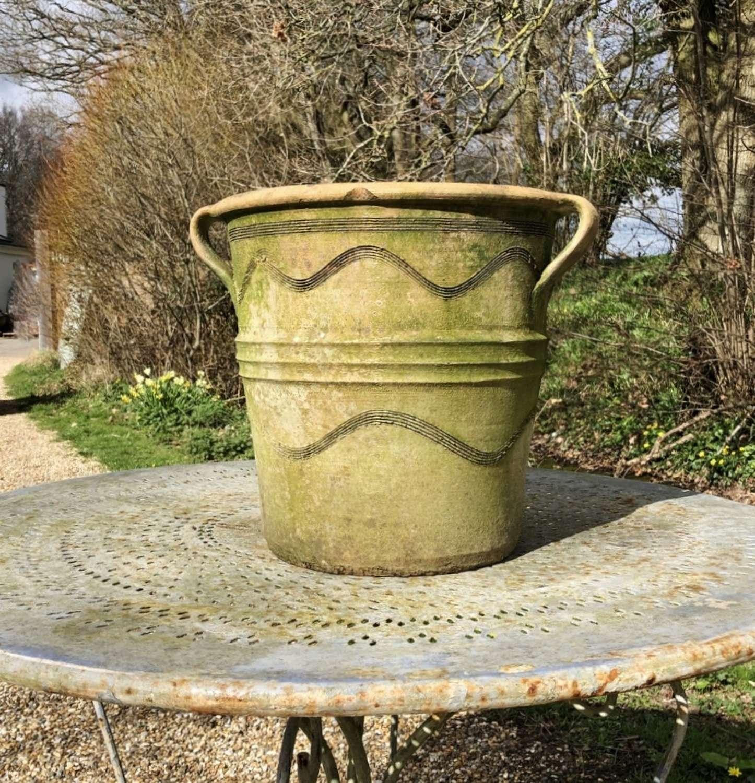 Terracotta Handled Planter