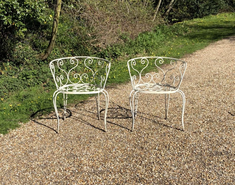 Pair of Retro Chairs