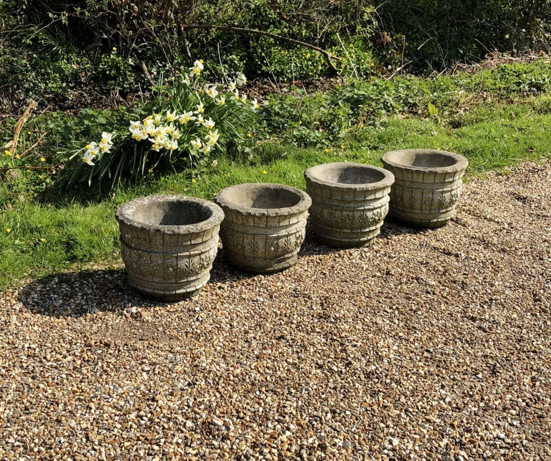 Set of Flower Planters