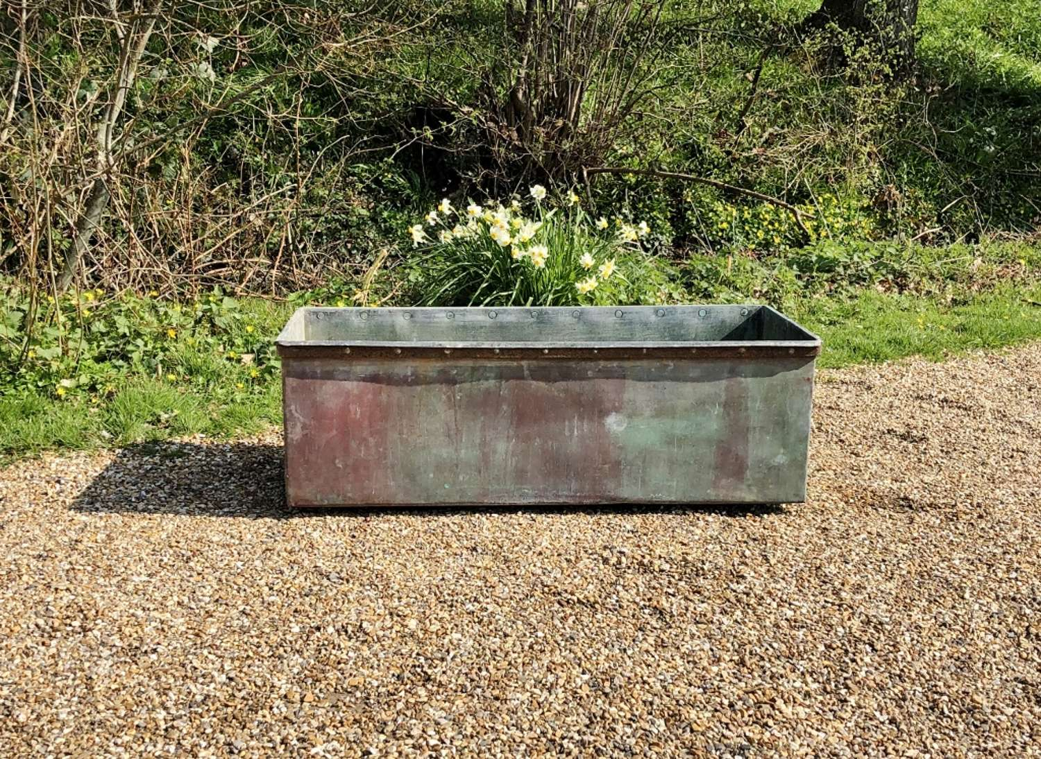 French Copper Trough