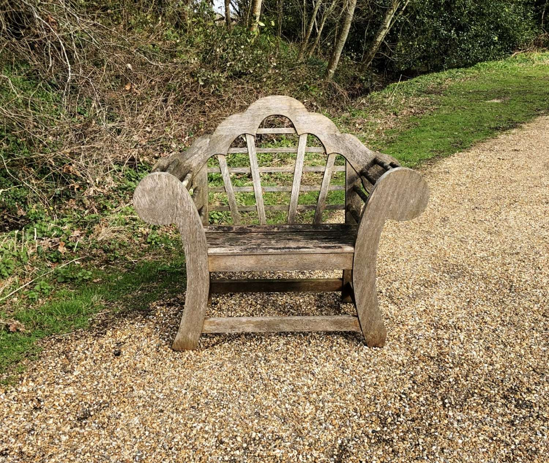 Large Decorative Chair