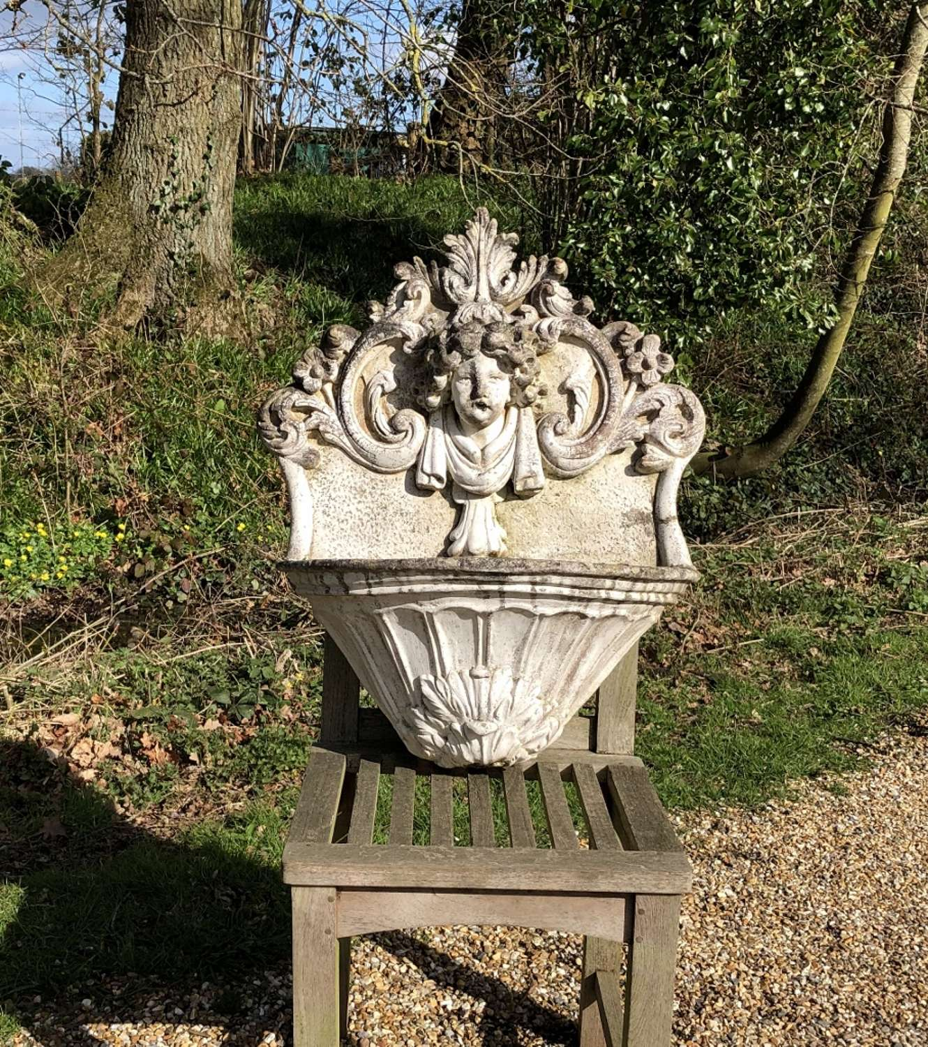 Wall Planter or Fountain