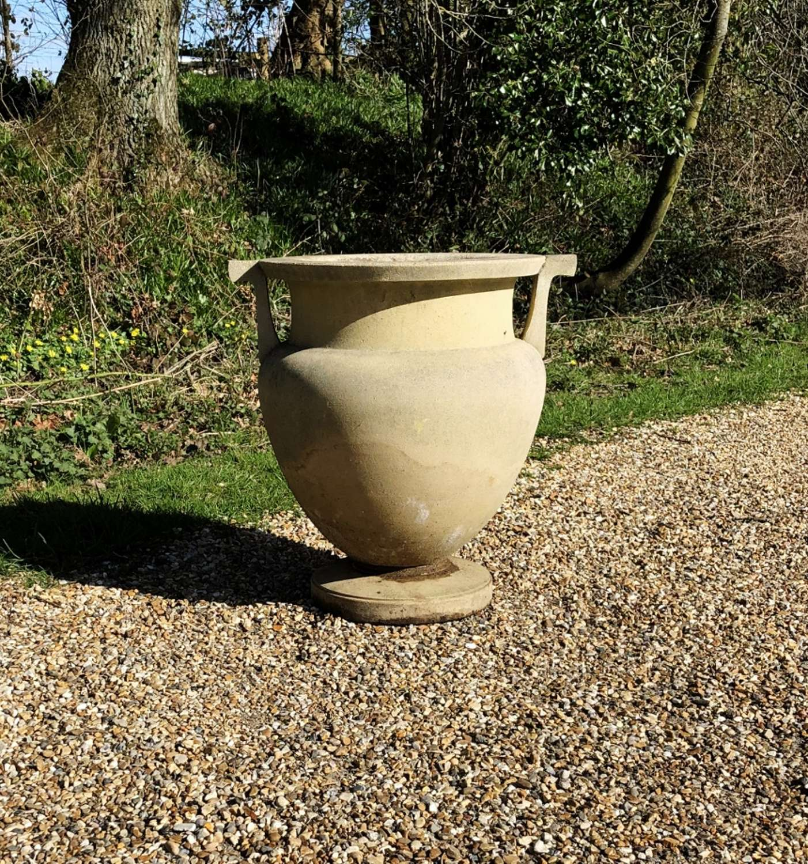 Handled Pot