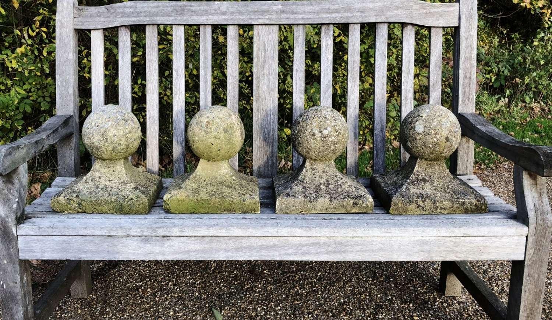 Set of Small Ball Finials