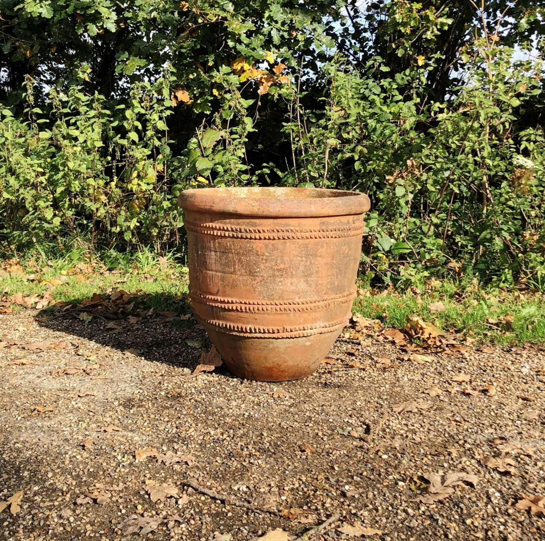 Decorative Terracotta Planter