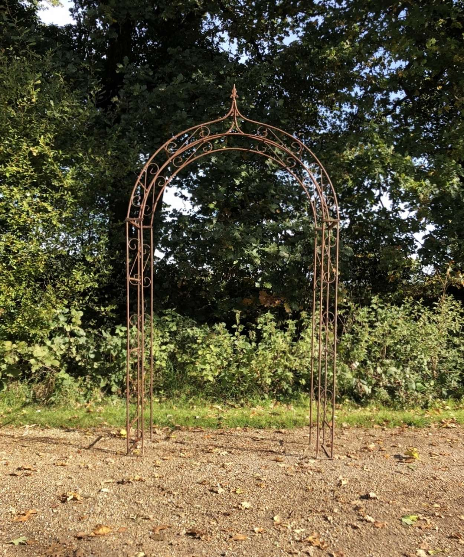 Iron Rose Arch