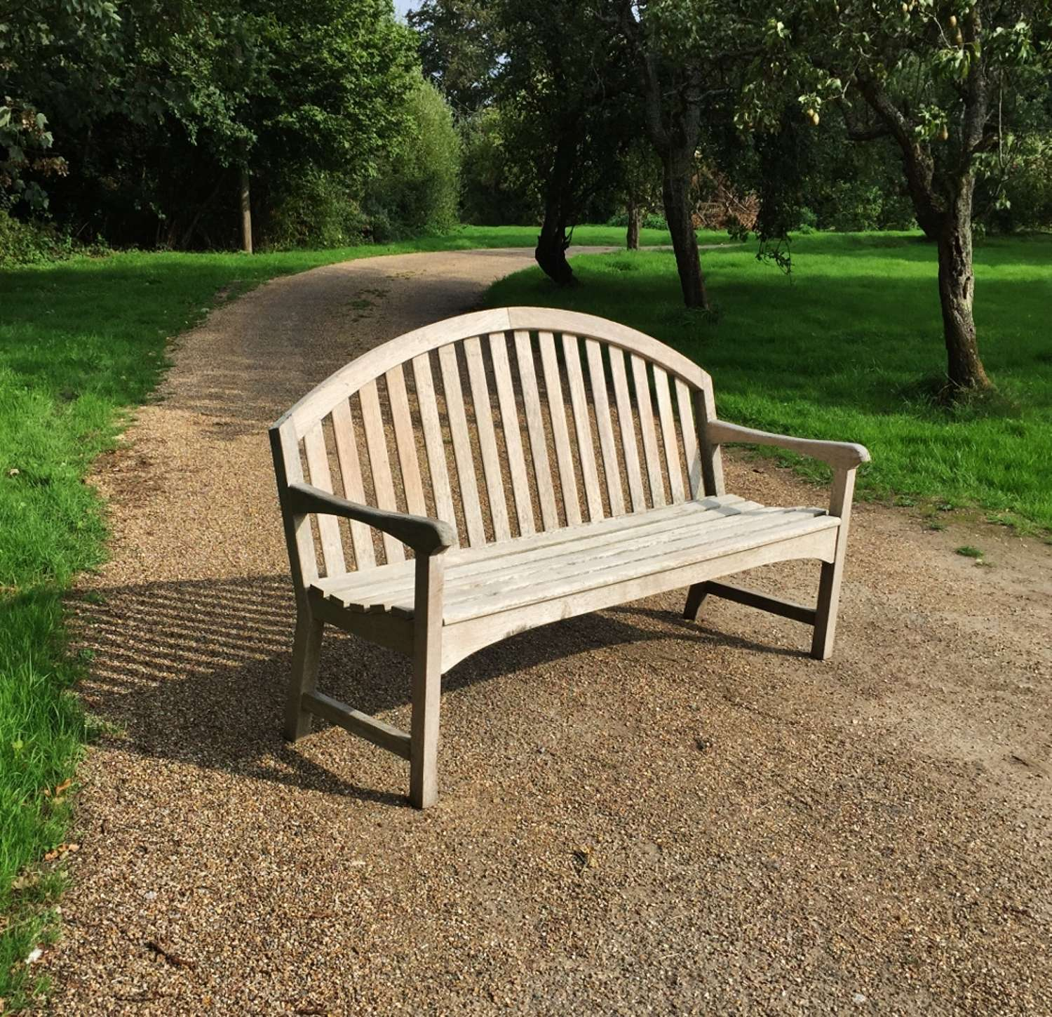 High Backed Lister Bench