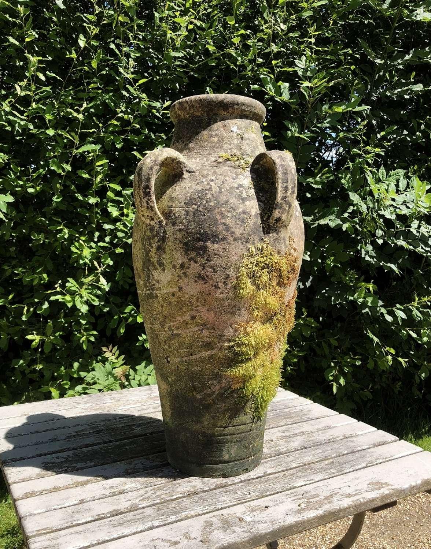 Mossy Jar