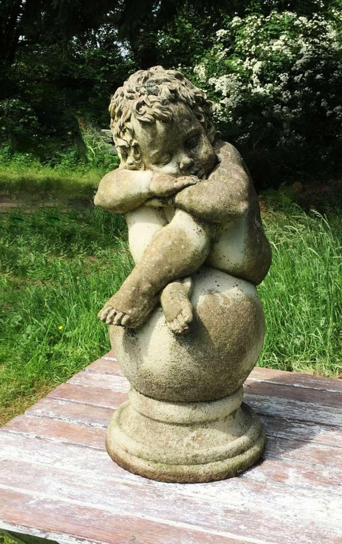 Cherub Figure