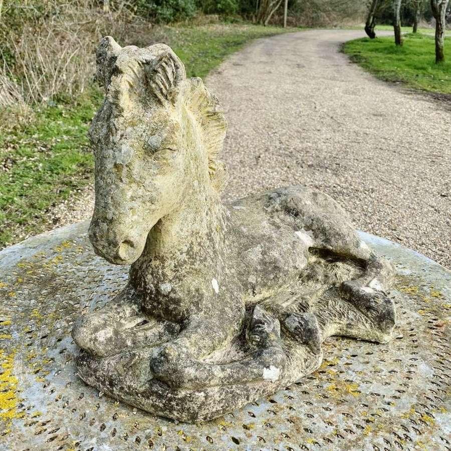 Large Stone Foal