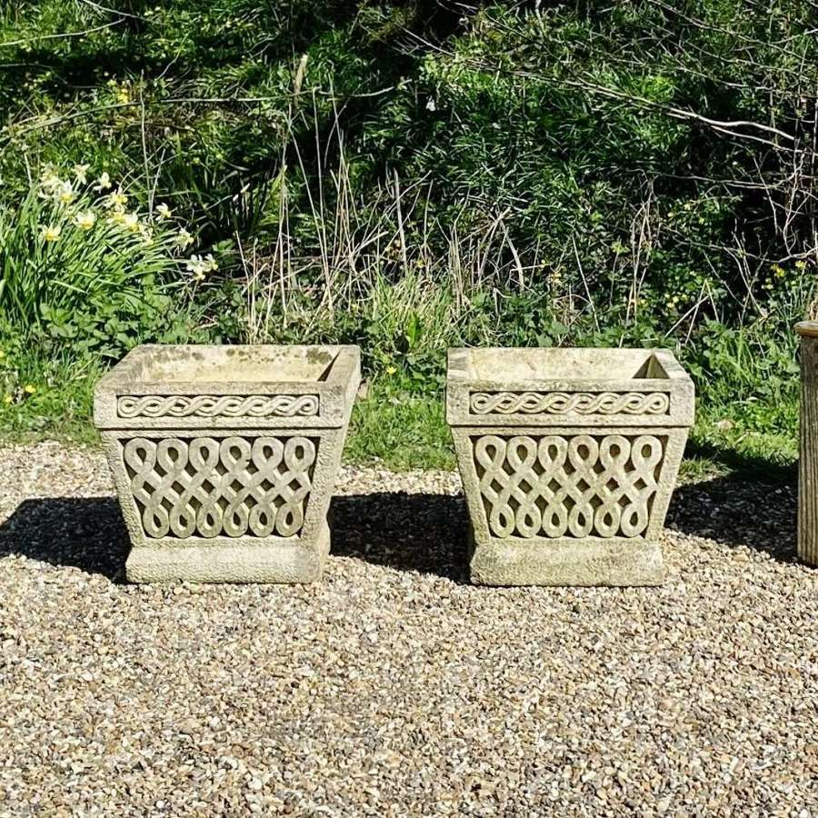 Pair of Cotswold Studio Planters