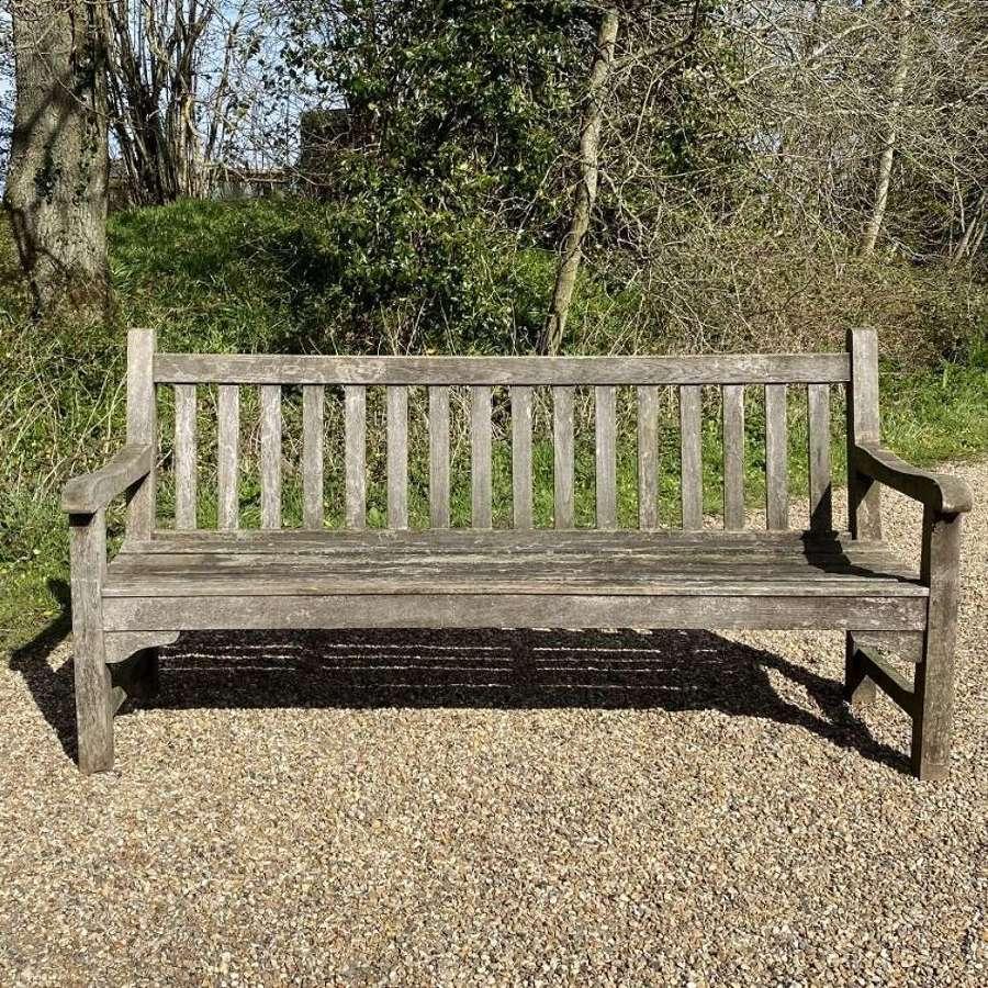 Traditional Garden Bench