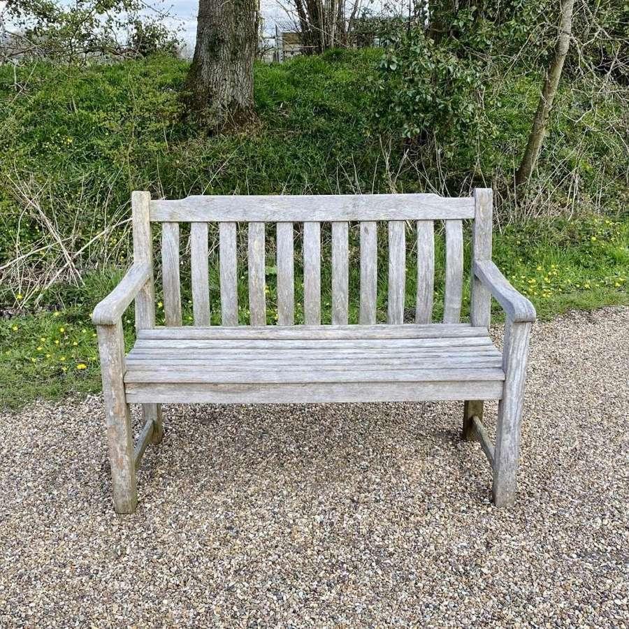 Alexander Rose Garden Bench