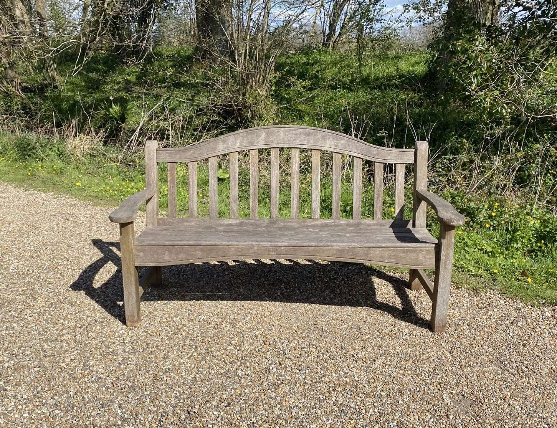 Swan Hattersley Bench