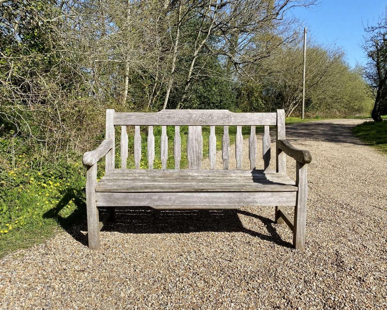 Bridgman Garden Bench