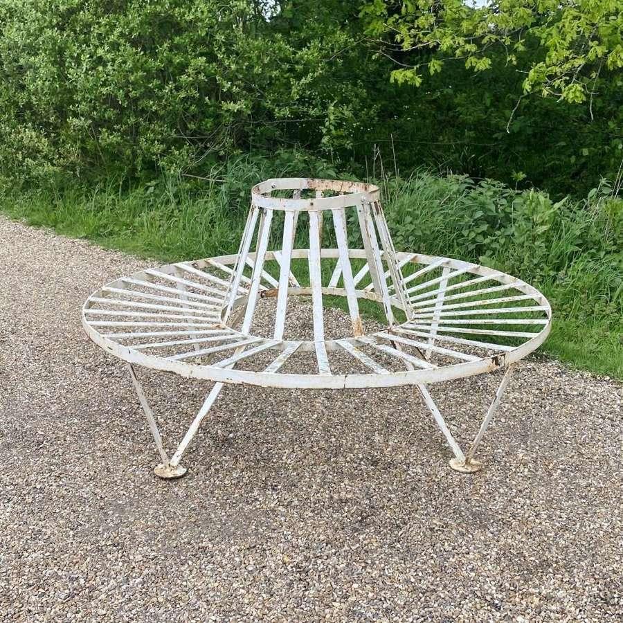 Iron Tree Seat