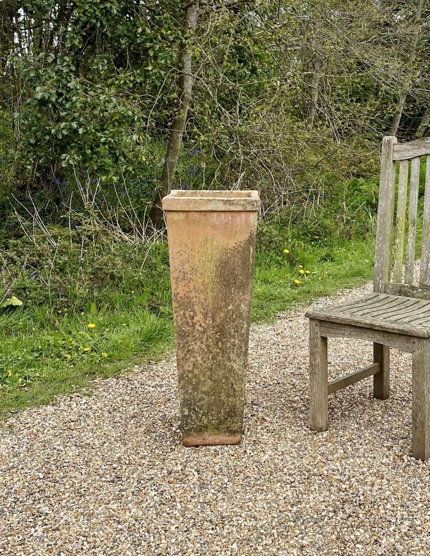 Tall Terracotta Planter