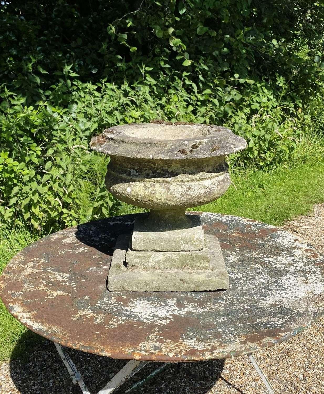 Antique Garden Urn