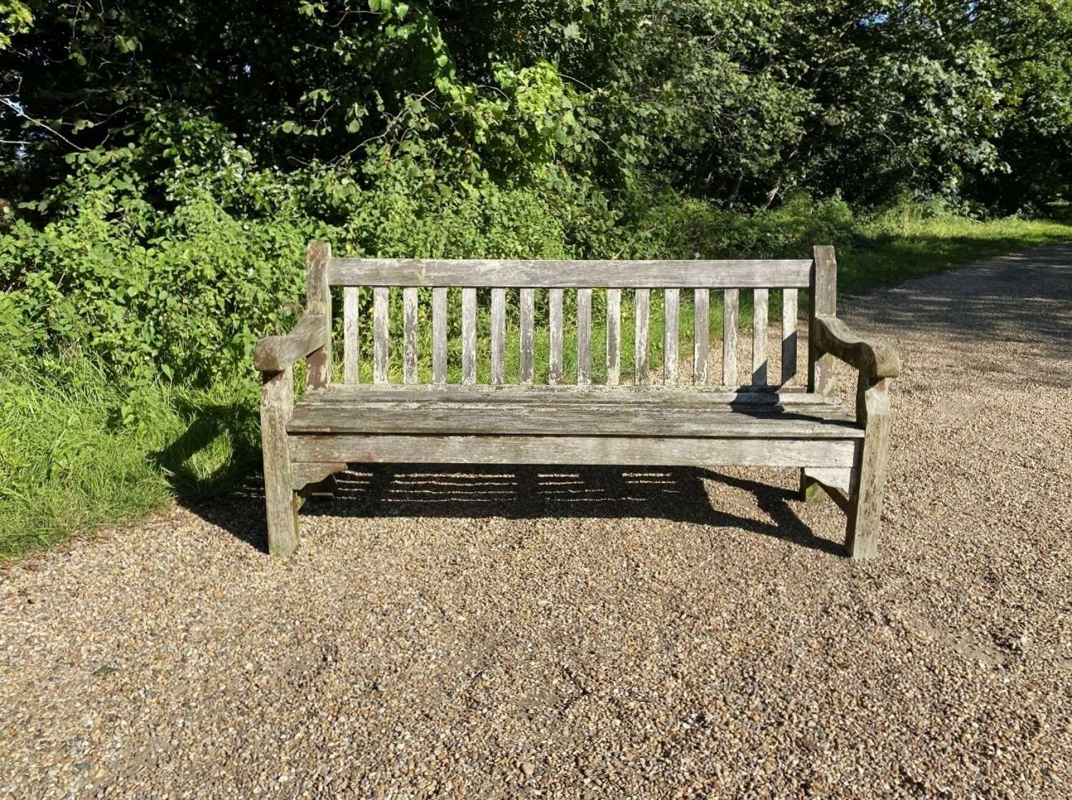 Barlow Tyrie Rothesay Bench